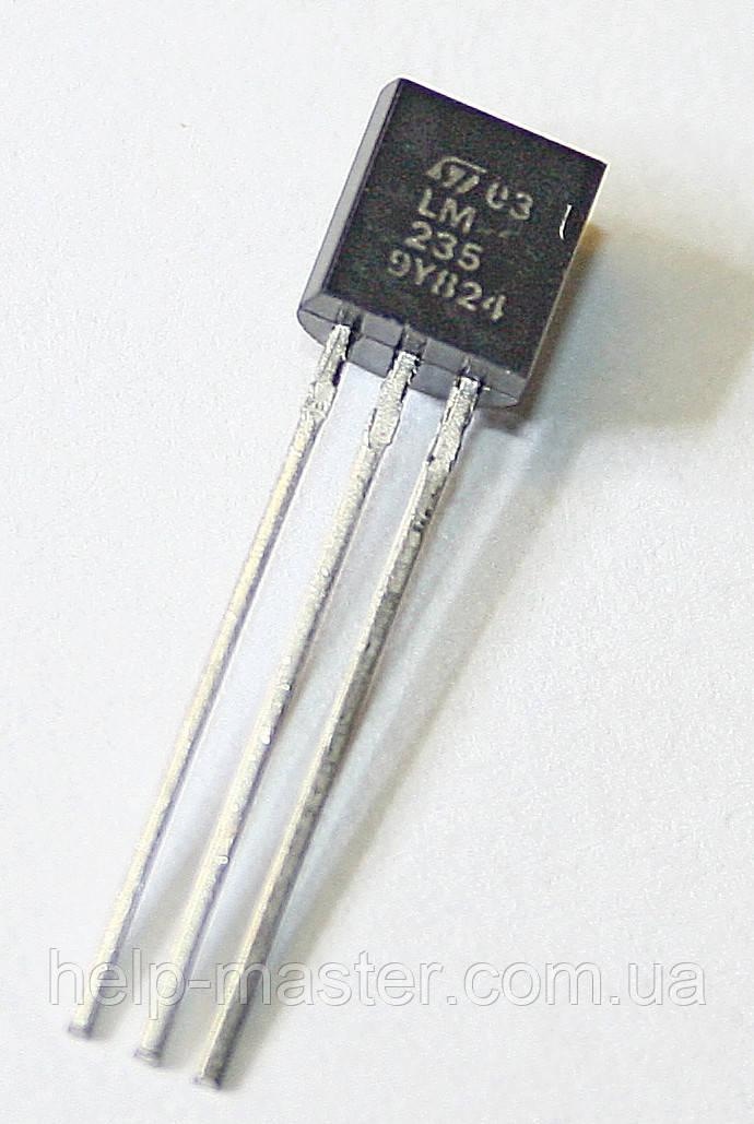 Датчик температури LM235Z (TO-92)