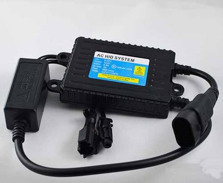 Блок розжига ксенона, тонкий, SL Xenon S36 12-32В. 55Вт.  разъем KET, Тип AC, фото 2