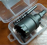 Фреза корончатая по металлу твердосплавная 16 мм (4 режущие кромки)
