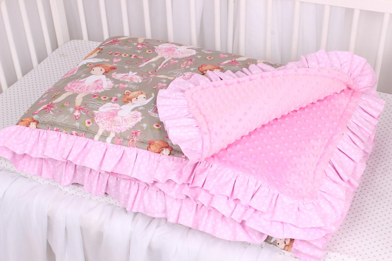 Подростковое теплое одеяло