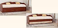 Кровать с выдвижными ящиками К-117