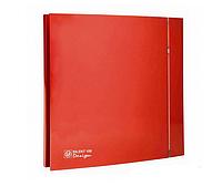 Малошумный вентилятор Soler&Palau SILENT-200 CZ RED DESIGN - 4C