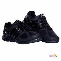 Ортопедичне взуття для діабетичної стопи men's DW Classic, Pure Black