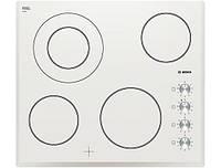 Варочная плита белая Bosch PKF659C17E