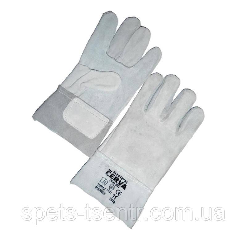 Перчатки рабочие сварочные ( спилк, замш )