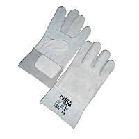 Перчатки рабочие сварочные замшевые ( спилк, замш )