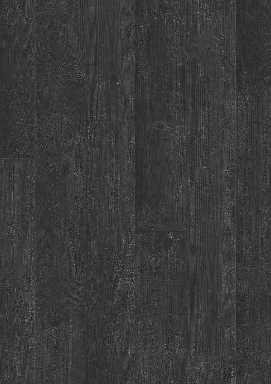 Ламінат Quick step колекція Impressive декор Дошка обпалена