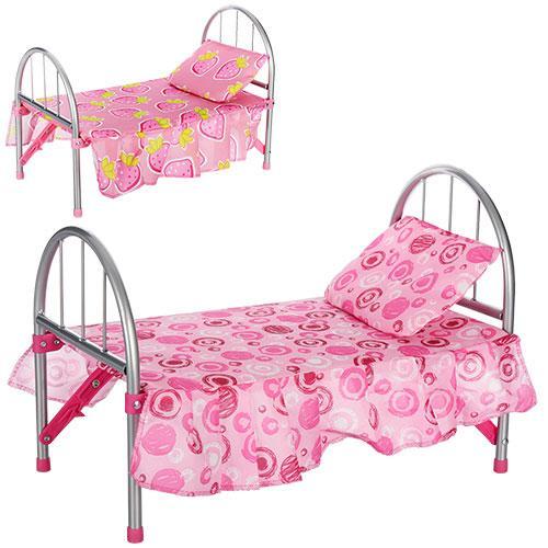 Кроватка для куклы  9342/WS2772