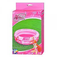 Детский надувной бассейн Winx 61х15см, Bestway 92006