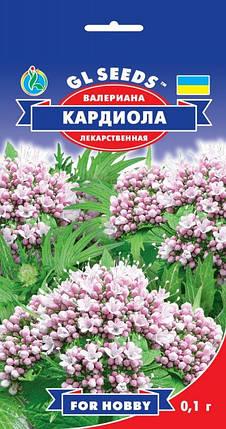 Валерьяна лекарственная, пакет 0.1 г - Семена зелени и пряностей, фото 2
