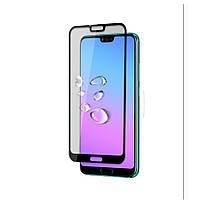 Защитное цветное стекло Mocolo (CP+) на весь экран для Huawei Honor 10 Черное