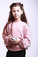 Кофта детская нарядная « Люрекс с воланами », фото 1