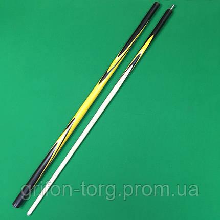 Кий Комбі 6+3 (чорний граб-лимонник), фото 2