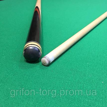 Кий Комби Лайт 4+4 (черный граб-сатин), фото 2