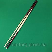 Кий Комби Лайт 4+4 (черный граб-сатин), фото 3