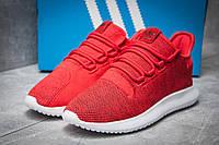 Кроссовки мужские Adidas Tubular Shadow Knit, красные 11831