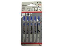 Пилки для лобзика дерево чист. фиг.рез. 83мм5 шт Sturm 9019-03-101AO