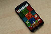 Motorola Moto X2 2Gen XT1096 Black Leather 16Gb Оригинал! , фото 1