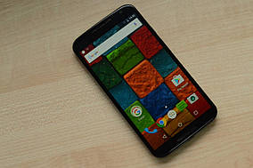 Motorola Moto X2 2Gen XT1096 Black Leather 16Gb Оригинал!