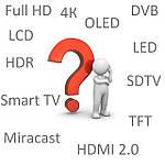 Термины телевидения