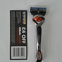 Станок мужской для бритья Gillette Fusion FlexBall + 1 картридж (флексбол  Оригинал), фото 1