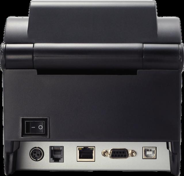 Принтер для печати этикеток бирок наклеек Xprinter XP-350B