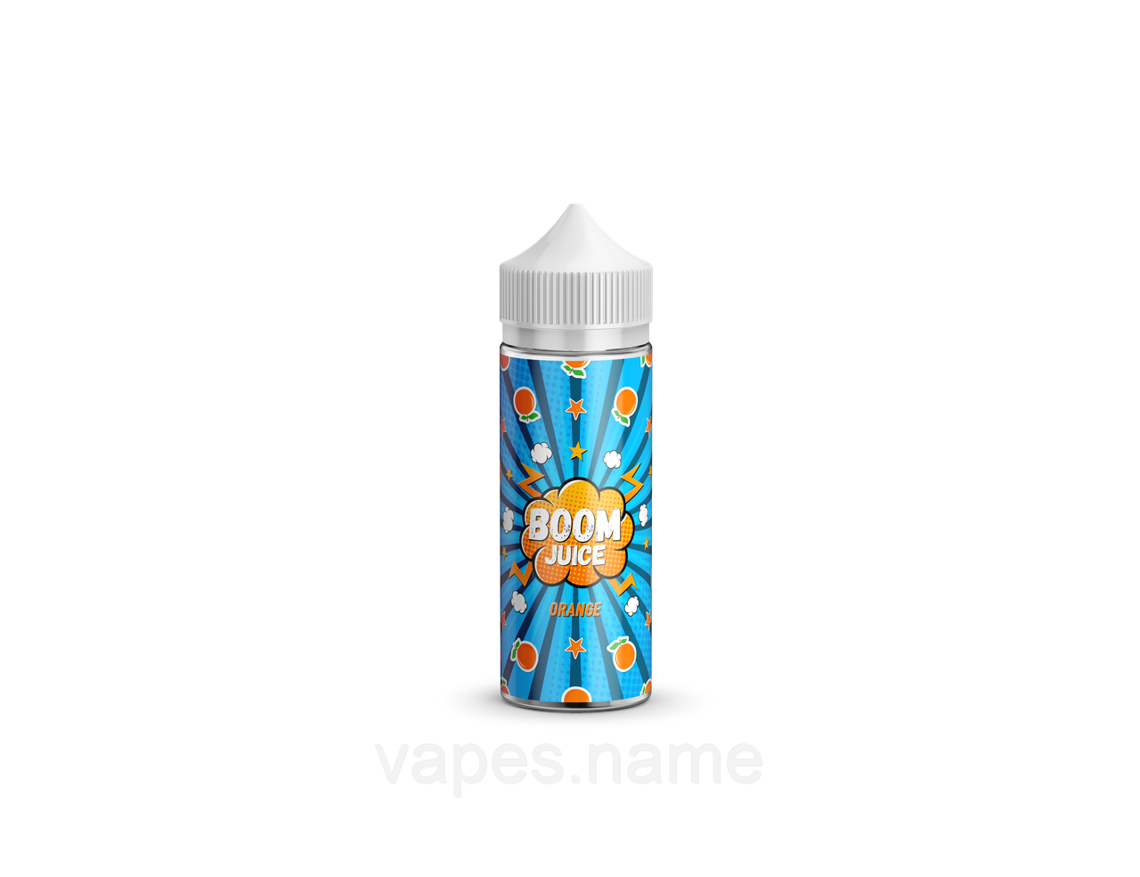 Boom Juice Orange, 120мл. VG/PG 70/30