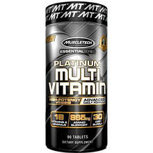 MuscleTech Platinum Multi Vitamin 90 таб. Витамины.