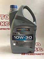Ravenol TSJ 10W30 4L Моторное масло полусинтетическое, фото 1