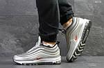 Зимние кроссовки Nike 97 (серебряные), фото 5