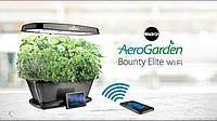 Домашний автономный сад Aerogarden Bounty Elite Wi-Fi Platinum гидропоника Новинка, фото 1