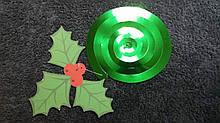 """Новогодняя гирлянда """"Рождественский цветок"""" - 1шт., размер цветка 15*11см, картон, фольга"""