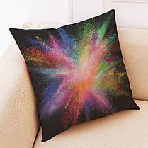 45x45cmЦветнойэлементРоскошнаяподушкаКрышка Graffi Style Throw Pillow Чехол Подушки 1TopShop, фото 2