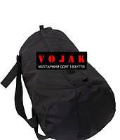 Баул-рюкзак армейский Black 65 литров