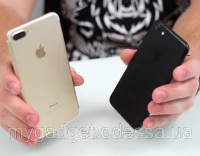 Корейская копия iPhone 7 Plus 128GB НОВЫЙ ЗАВОЗ + Видеообзор!