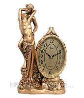 """Каминные часы """"Влюбленная пара"""" Jibo 6308 А, 35см"""