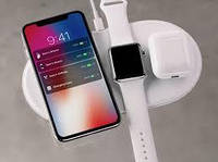 БСУ Wirelles charger phone&iWatch&Airpods 3 Ycaden