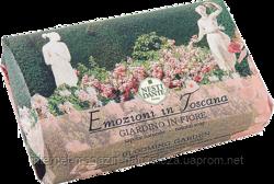 Натуральное мыло Nesti Dante Эмоции Тосканы - Цветущий сад