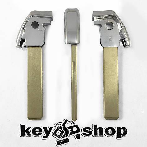 Лезвие для смарт ключа Peugeot (Пежо), HU83T, фото 2