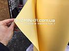 Цветной изолон ППЭ 2мм, желтый, фото 3