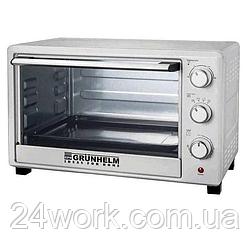 Электрическая печь Grunhelm GN33A (белая, 33л, 1600 Вт)