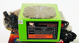 Блок питания  DC 600W green