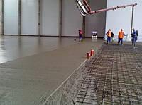 Полимерное покрытие бетонных полов (топинг)