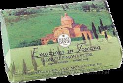 Натуральное мыло Nesti Dante Эмоции Тосканы - Села и монастыри