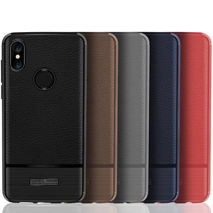BakeeyАнти-отпечатокSoftСиликоновыйЗащитныйЧехол Для Xiaomi Redmi Note 5 1TopShop, фото 2