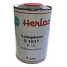Нітролазурь Herlac Лютофен Р-10 1л Тік