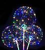 Воздушные шары BOBO BALLOONS Круглый Round с палочкой, полный комплект, фото 5