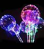 Воздушные шары BOBO BALLOONS Круглый Round с палочкой, полный комплект, фото 6