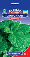 Мелисса лимонная, пакет 0.2 г - Семена зелени и пряностей