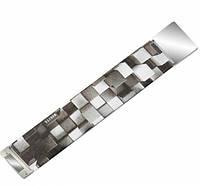 Часы светодиодные в браслете TYVEK. 2.поколение. № 5